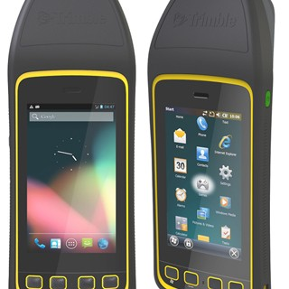 Trimble Juno T41 UHF Reader – Choose Android or Windows!