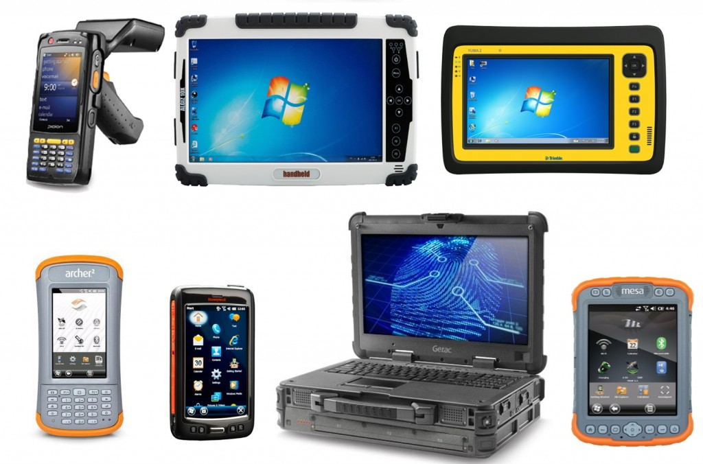 Rugged Mobile Computers